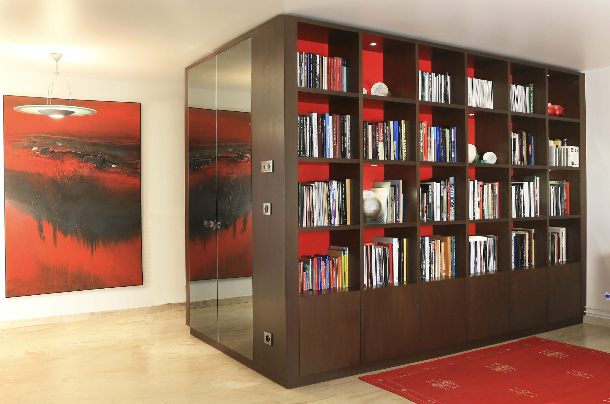 biblioth que volpon b niste et agenceur lyon. Black Bedroom Furniture Sets. Home Design Ideas